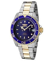 Invicta 8928ob Pro Diver Two-Tone Watch for Sale